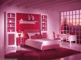 Orange And Pink Bedroom Modern Teenage Girls Bedroom Ideas With Dark Purple Wall Color