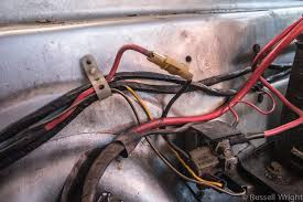 burnt bulkhead connector and some general wiring q s the burnt bulkhead connector and some old looking wiring ive decided to replace the engine wiring harness here are a few questions