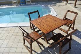 Porte In Legno Massello Grezze : Tavoli in legno per giardino con panche set tavolo sedie