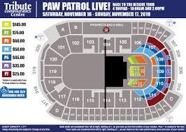 Paw Patrol Live Tribute Communities Centre