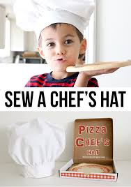 sew a chef s hat tutorial