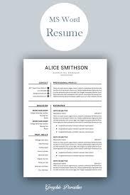 Modern Resume Templates Download Resume Design Template Modern Resume Template Word Free