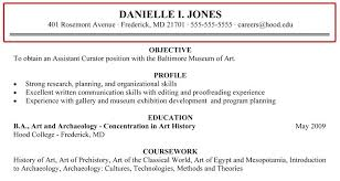 Writing Resume Objective Making Your First Resume Objective Writing Resume For First Job 65