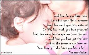 Famous Baby Girl Quote She Can Fly If Have Love Golfian Com