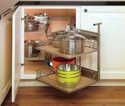 Nice looking corner kitchen cabinet storage ideas