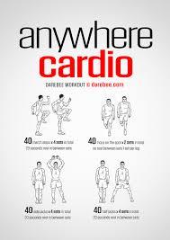 anywhere cardio workout