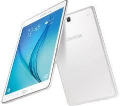 Image result for Samsung galaxy a tablet white