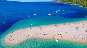 Image result for zlatni rat beach croatia