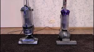 shark vacuum vs dyson. Shark NV500 VS Dyson DC40: Rice Pick-Up Test Vacuum Vs