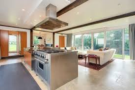 custom kitchen lighting home. The 12-foot-long Kitchen Island Is Fitted With A Miele Dishwasher, Custom Lighting Home N