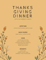 downloadable thanksgiving pictures customize 40 thanksgiving menu templates online canva