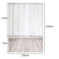 white wood floor background. Unique White Mohoo 5X7ft Silk White Wood Floor Photography Backdrop Studio Prop  Background On