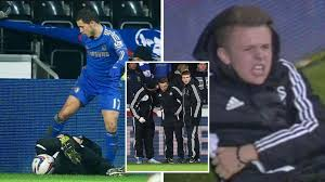 What Happened To Charlie Morgan: The Ballboy Who Was Kicked By Eden Hazard  - SPORTbible