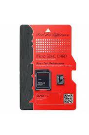 VEHASTORE 64 Gb Hafıza Kartı Microsdhc Class 10 Hafıza Kartı Adaptör  Fiyatı, Yorumları - TRENDYOL