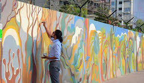 lets bring colors art to namma chennai by chennai tricolor initiative trust ketto on wall art painters in chennai with lets bring colors art to namma chennai by chennai tricolor