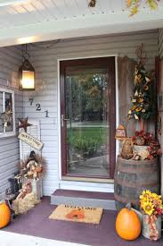 Fall Porch Decorating Best 25 Primitive Fall Decorating Ideas On Pinterest Fall