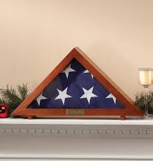 personalized flag display case. Modren Personalized Personalized Veterans Flag Display Case  View 2 With U