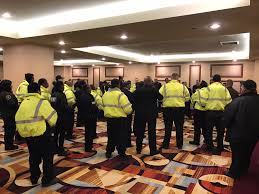 Casino Security Reliance Assists New York New York Hotel Casino With Nye