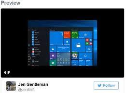Microsoft Menu Microsoft Tweaking The Start Menu In Windows 10 Update Cnet