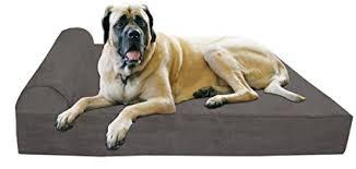 big barker dog beds. Interesting Barker Big Barker 7u0026quot Orthopedic Dog Bed With PillowTop Headrest Edition  Throughout Beds