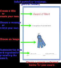 Printable Awards And Certificates Dltks Custom Printable Awards