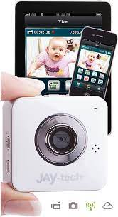Jaytech Quad Phone IP Cam U30 Wireless Videokamera für: Amazon.de: Kamera