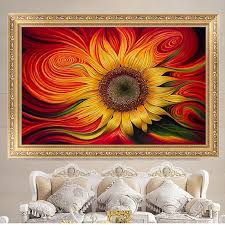 Sunflower home decor Fall 1set Diy 5d Diamond Painting Rhinestones Needlework Mosaic Sunflower Home Decor Broderie Diamant Wall Decor Ebay 1set Diy 5d Diamond Painting Rhinestones Needlework Mosaic