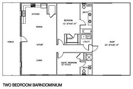 barndominium house plans.  Plans 3040 Barndominium Floor Plans To House N