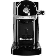 kitchenaid nespresso 5 cup espresso machine