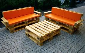 pallet patio furniture outdoor instructions plans free wooden diy wood59 furniture