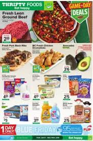 ample foods flyer thrifty foods weekly flyer thursday feb 07 2019 online