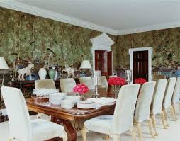 New York Townhouse_michael S Smith Oval Office Interior