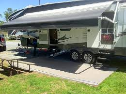 trailer awning kit patio mat best of camping world outdoor rugs rug designs of travel trailer