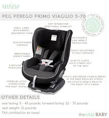 peg perego convertible car seat review