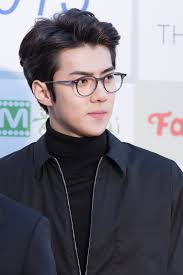 Gaon Chart Kpop Awards 2015 File Oh Se Hun 2016 Gaon Chart K Pop Awards Red Carpet Jpg
