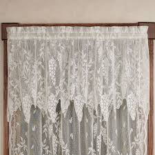 Lace Window Treatments Wisteria Arbor Lace Window Treatments