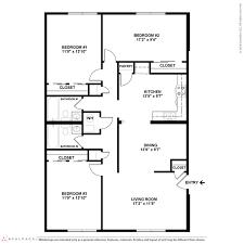 Floorplan   Laurel Park Apartments