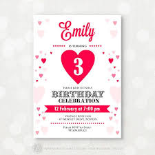 Birthday Invitation Flyer Template Awesome Girl Birthday Invitation Printable 48st Birthday Invite R