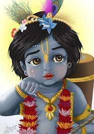 Baby Lord Krishna (Page 1) - Line.17QQ.com