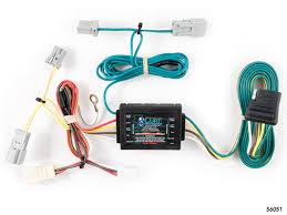 2006 2016 honda civic curt mfg trailer wiring kit 56051