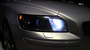 Volvo S40 Lights Volvo S40 Stealth Headlights