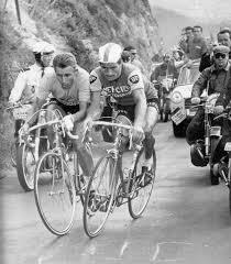 Jacques Anquetil v. Raymond Poulidor