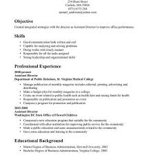 Communication Skills Resume Example Httpwwwresumecareer With Enchanting Communication Skills Examples On Resume