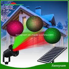 Solar Projector Christmas Lights Hot Item Solar Led Christmas Light Outdoor Garden Waterproof Laser Projector Light