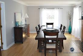 Sherwin Williams Silverplate In Dining Room With Oak Floor And Dark Awesome Sherwin Williams Exterior Decor Interior