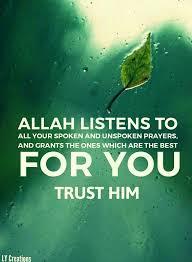 Allah Motivational