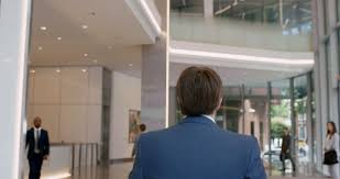corporate office lobby. Mature Businessman Walking To Work In Busy Corporate Office Lobby Stock Video Footage - Videoblocks Q