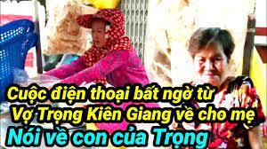 Mẹ Trọng Kiên Giang và mẹ vợ hoàn cảnh nào cũng rất đáng thương - YouTube