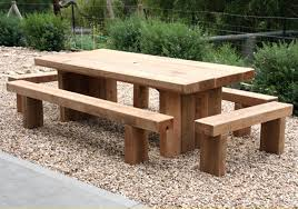 industrial style outdoor furniture. Industrial Picnic Table Rustic Plans Tables With Coolers For Inspirations 4 Style . Outdoor Furniture