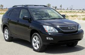 2004 Lexus RX 330 - Information and photos - ZombieDrive